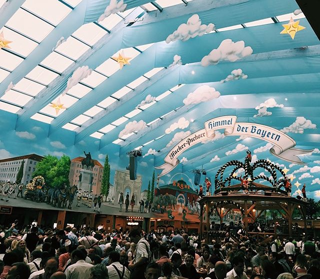 Which Oktoberfest Tent to Choose
