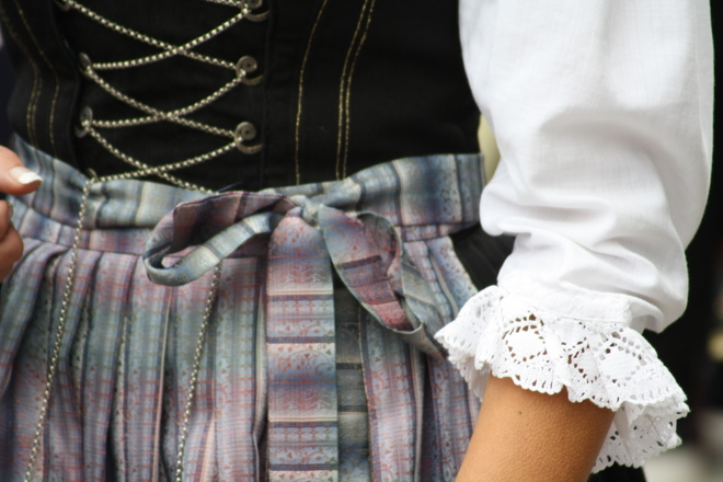 What to wear to The Oktoberfest