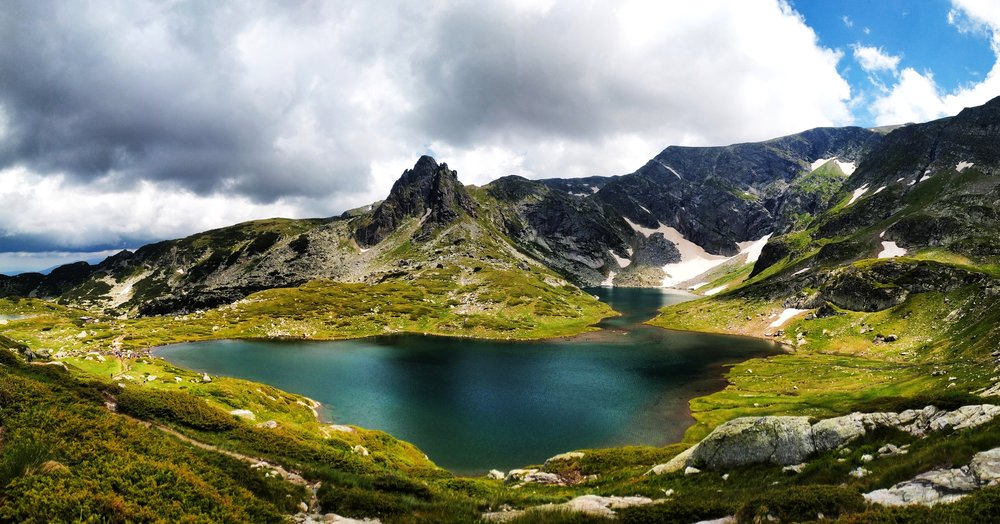 Consider a place like Bulgaria that looks…amazing!