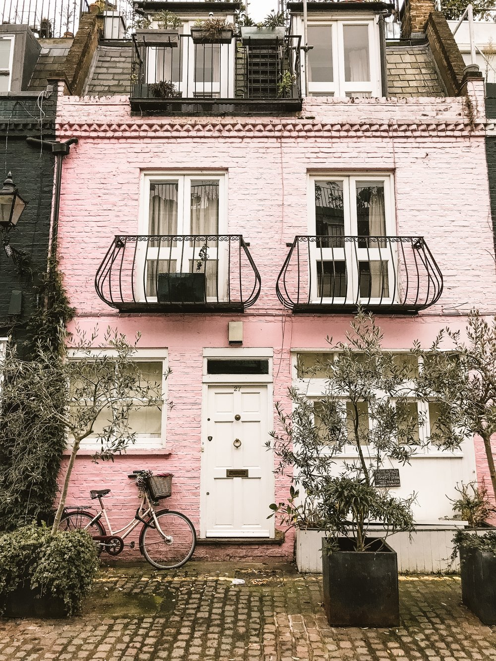 The Coolest Neighborhoods in London