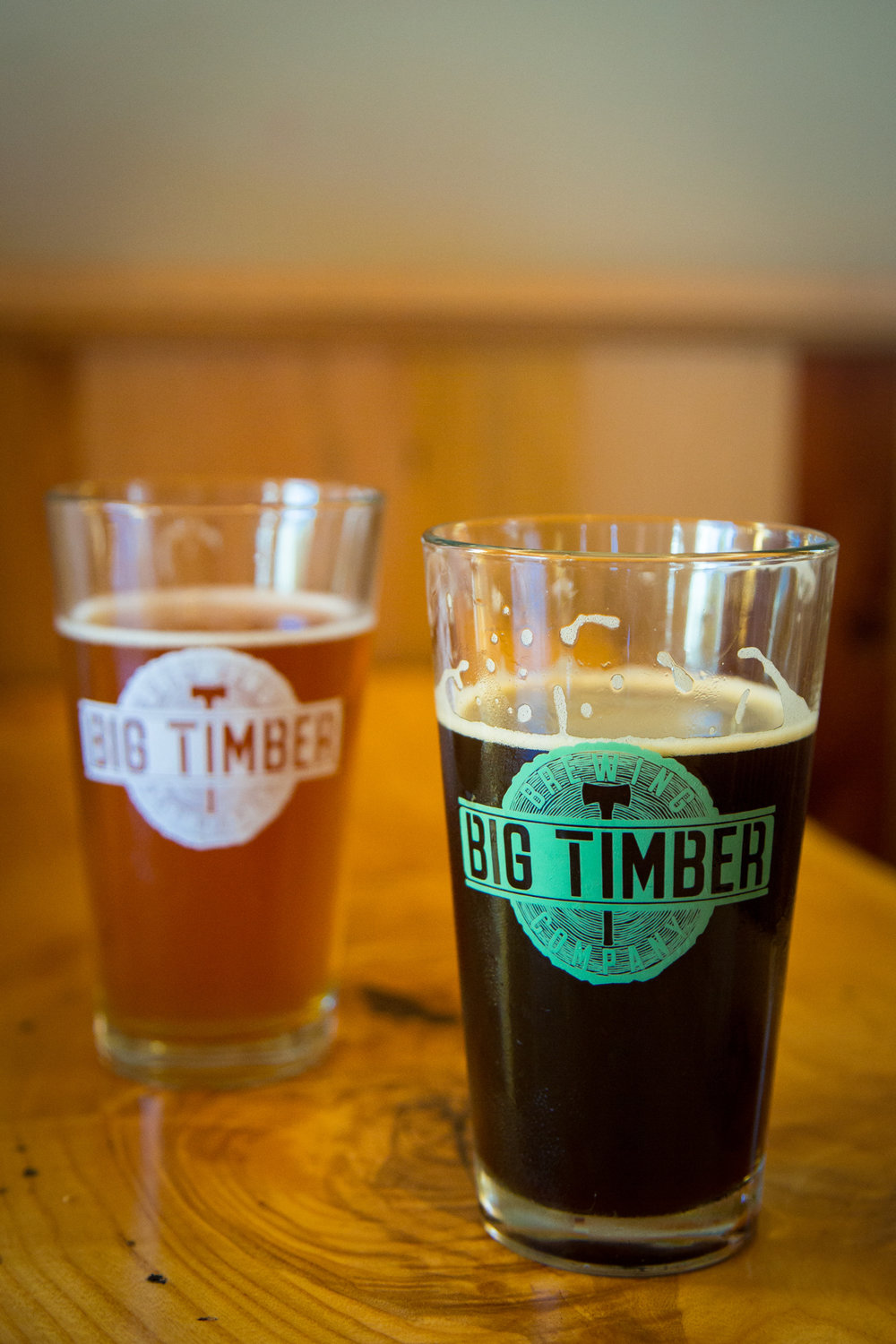 If you ever get the opportunity to stop into Big Timber Brewery, you won't be dissapointed!