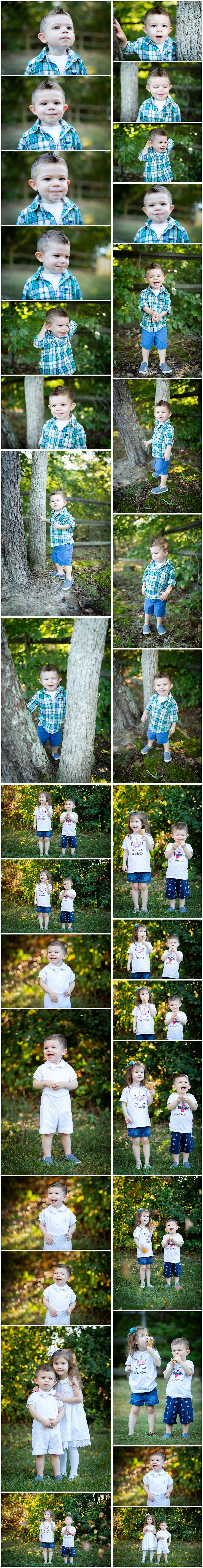maryn graves productions cooper second birthday backyard mini session