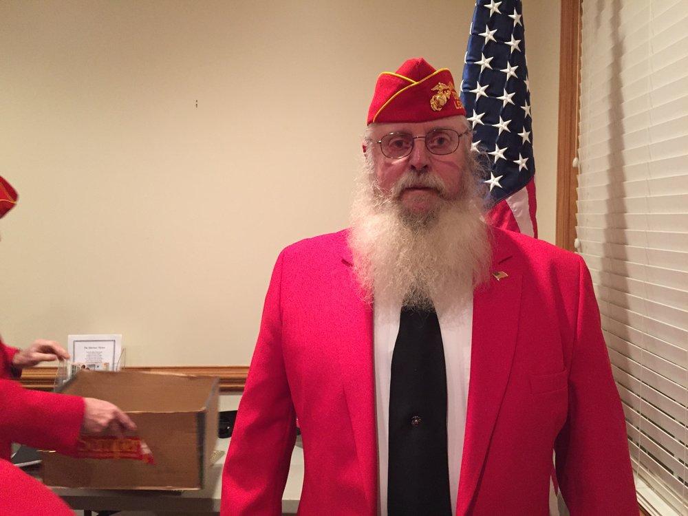 Judge Advocate: Frank Christmas