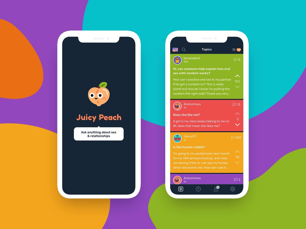 JUICY PEACH - Boosting User Engagement with a Delightful Experience