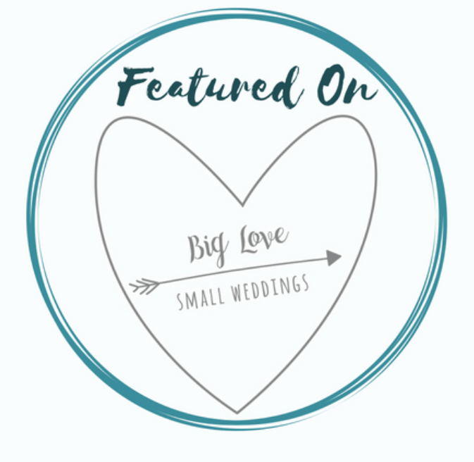 Lacy Matusek Photography featured on Big Love Small Weddings