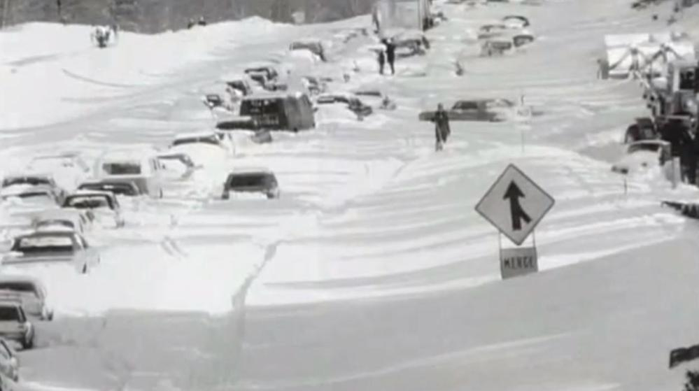 The New England Approach To Snowstorms The Blizzard Of 1978 And