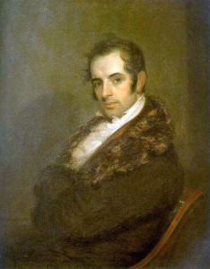 Washington Irving, 1809