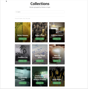 Medium-Collections