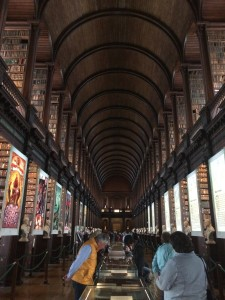 Trinity Library Long Room
