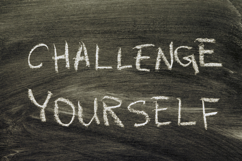 challenge yourself