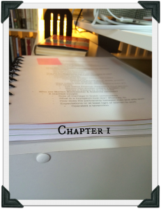 Chapter 1 Shelved