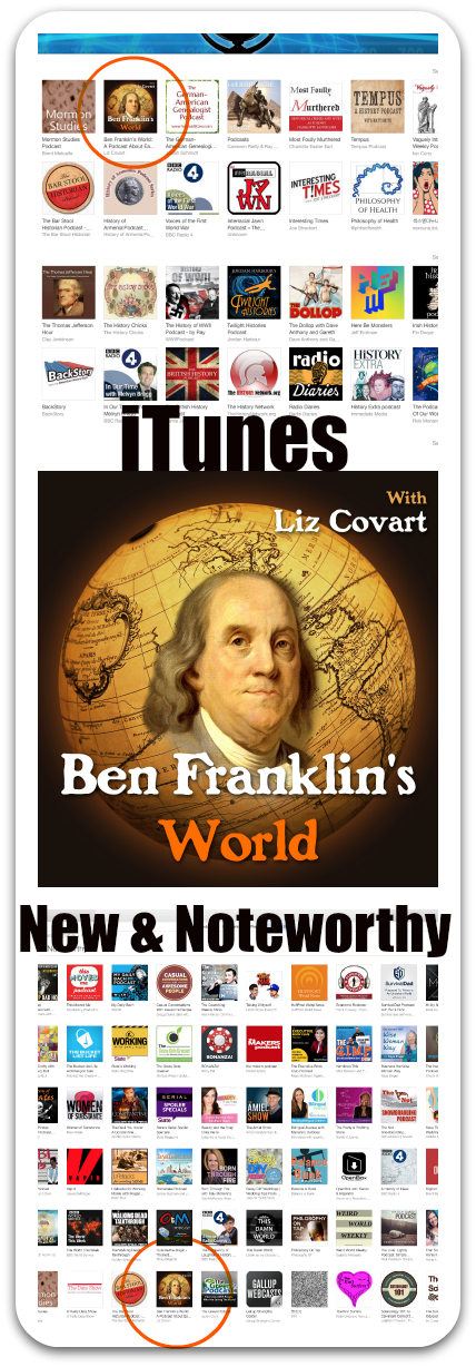Ben Franklin's World Blog