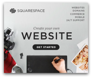 Squarespace Website