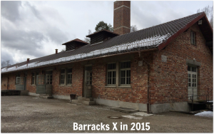 Dachau Barracks X