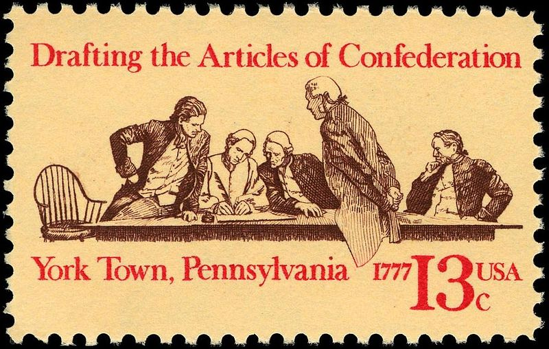 Articles_of_Confederation_13c_1977_issue