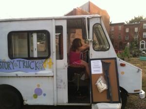 The Philadelphia History Truck