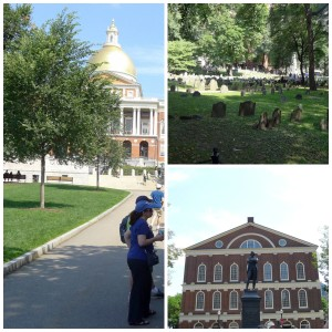 Stamp Act Tour Collage