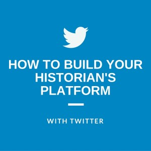 hOW TO bUILD yOUR hISTORIAN'S pLATFORM