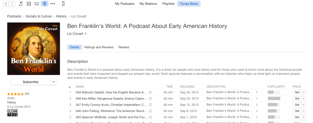 How to Subscribe to a Podcast iTunes