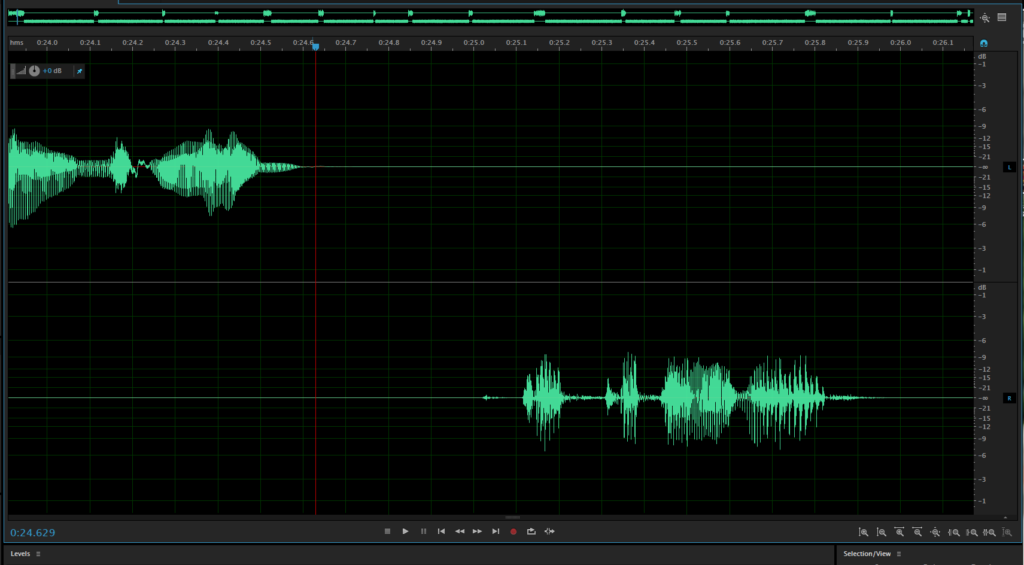 BFWorld Episode Waveform
