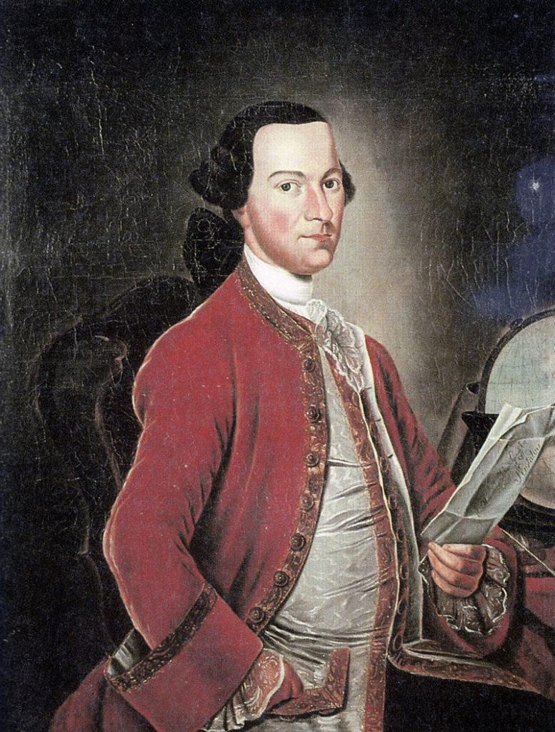 Johannes de Graaff, Governor of Sint Eustatius