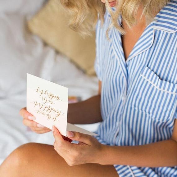 Pajama Set, $49. Image via Posy Robes