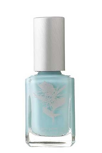 Something Blue Nail Polish for Your Wedding Day | Crown of Thorns Nail Polish image via Priti NYC