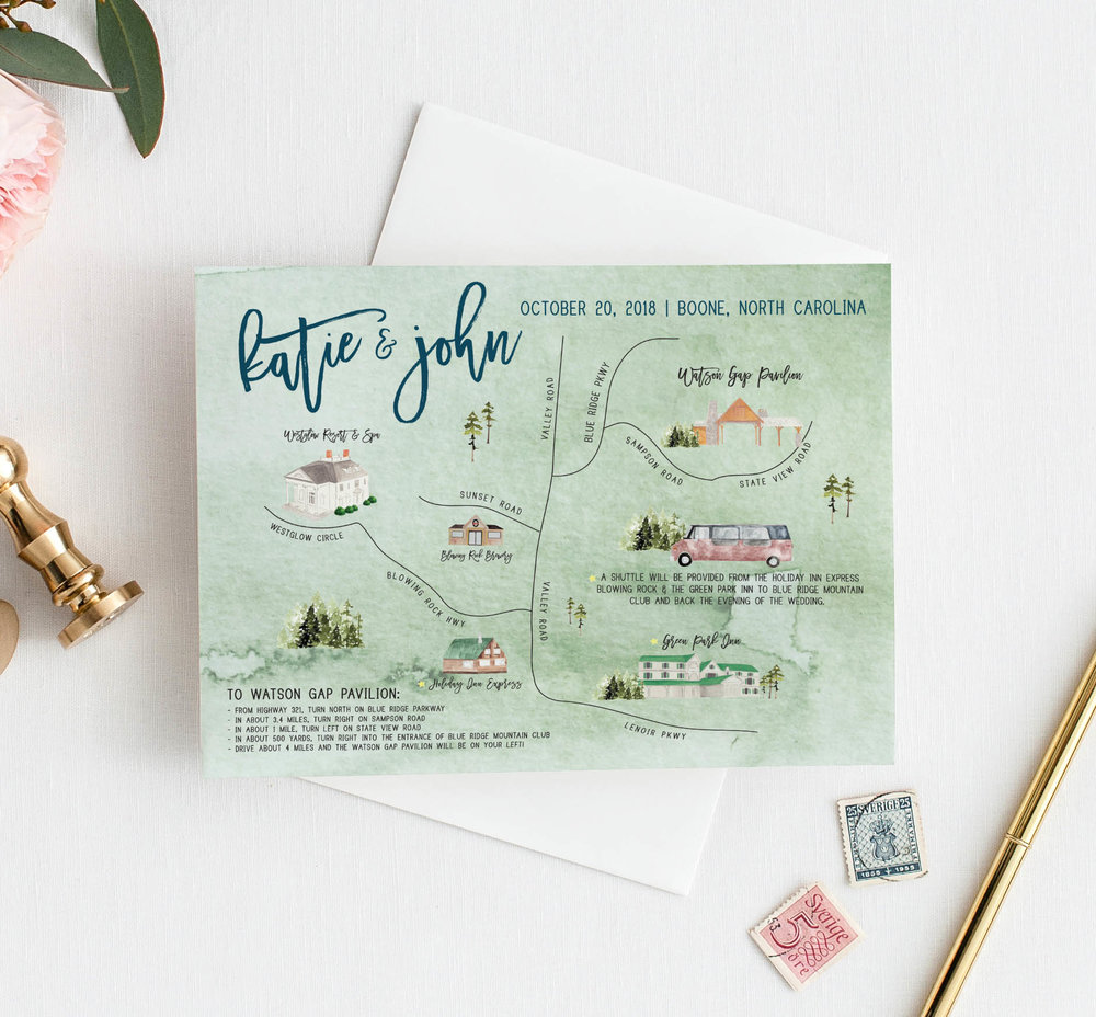 Custom Wedding Map - Katie and John.jpg