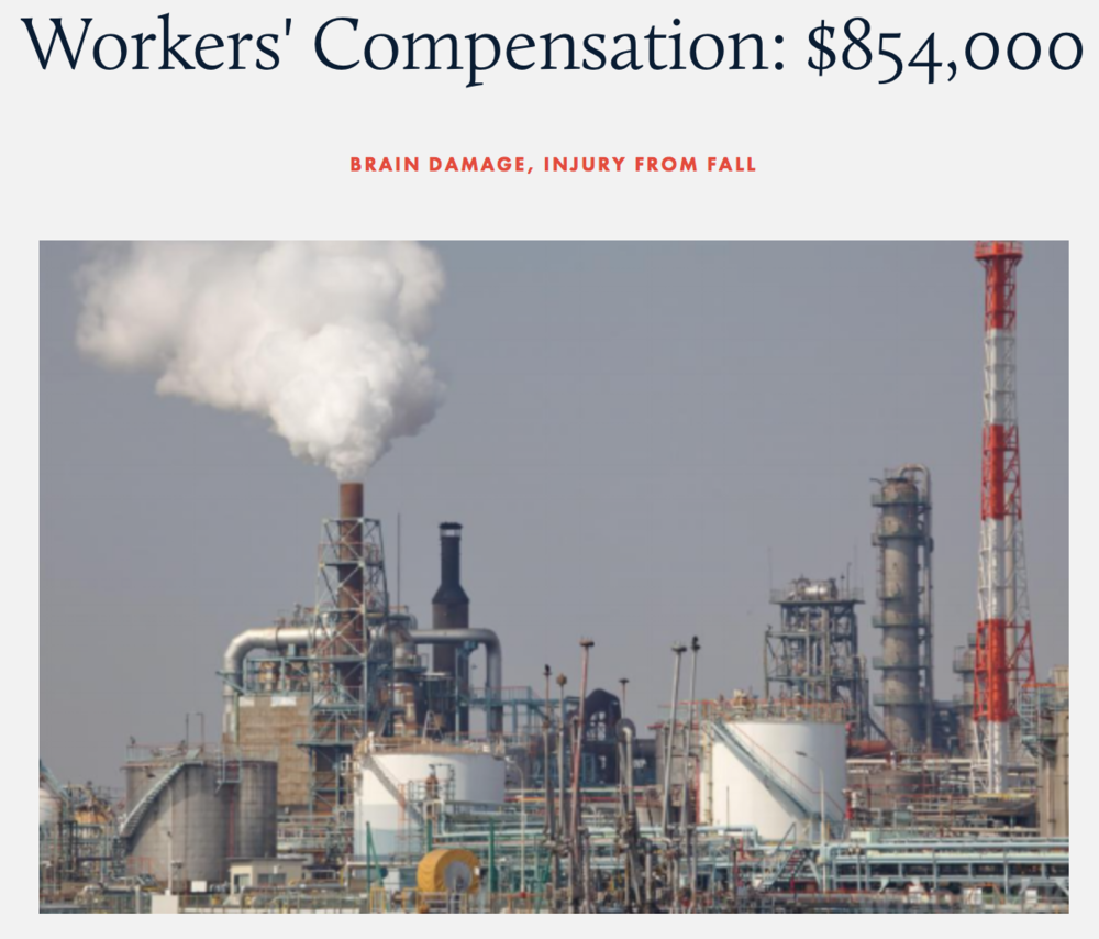 Workers' Compensation Settlement in Virginia | Powell Law Group | Factory Injury.png