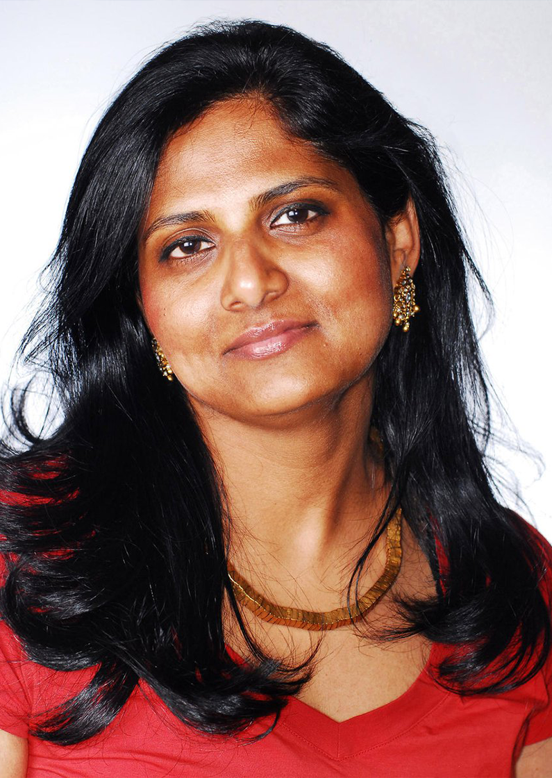 Priyamvada Natarajan: Astrophysicist  (Image credit: Gabe Miller )  View her Science Briefing