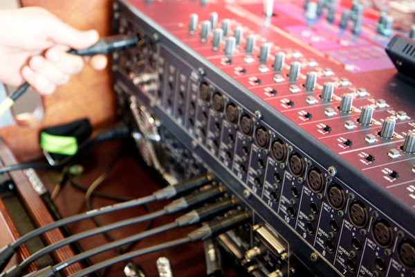 Klangbild Tontechnik