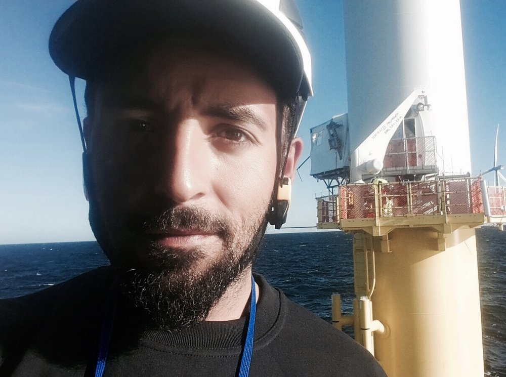 """ANDER ETXARRI       (""""El Negro"""")   Residence: Herning (DK)  Age: 32  Another wind industry professional.  Soccer, biking, cross-fit , slackline and travel are some of his passions.  """"Ander o no ander, Mongol Rally rider"""""""