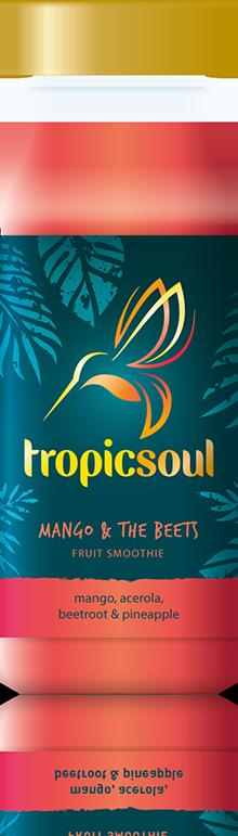 Mango & The Beets bottle