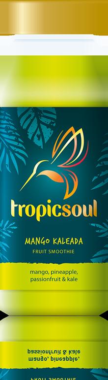 Mango Kaleada bottle
