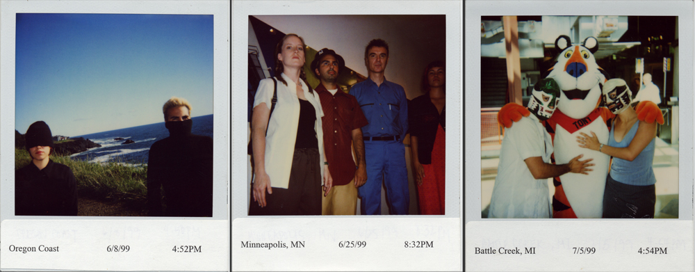Ned&ShivaProductions, Polaroids, 1999