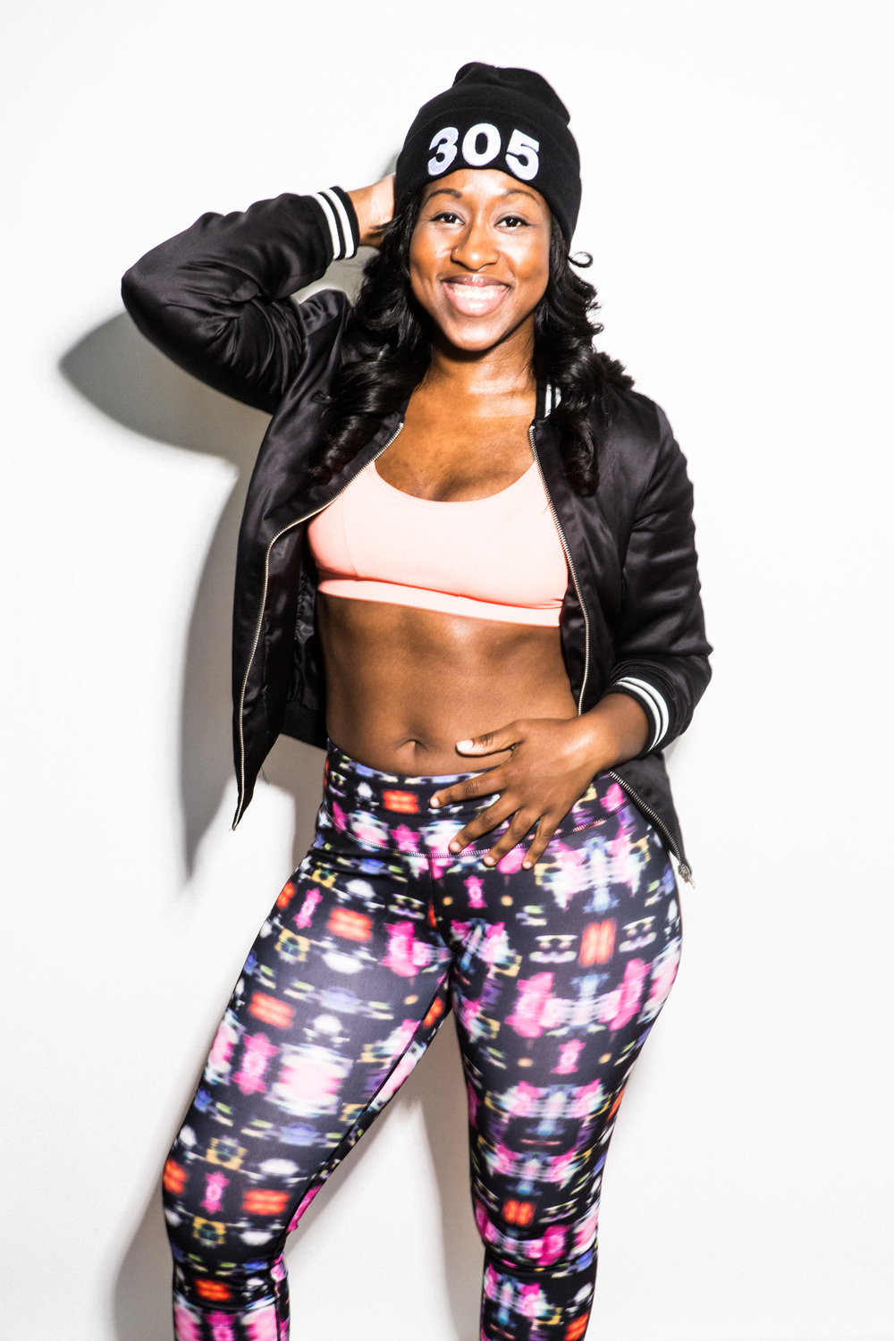 DANIELLE: THE FLAVA MAKER - Down-n-dirty flava, contagiously big moves, and a big dose of hilarious.