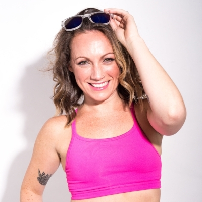 305 Fitness Instructor Kelly