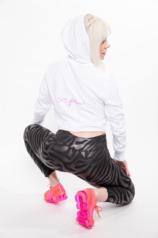 305 Fitness Instructor Hannah