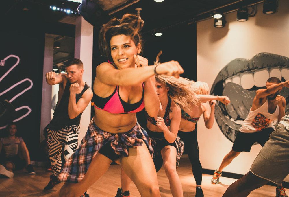 305 Fitness Instructors Choreo