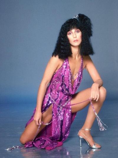 Cher - Basically, invented auto-tune.