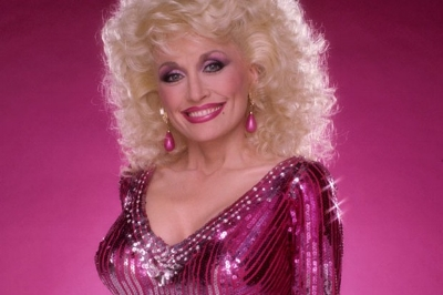 Dolly Parton - #MakeBooksSexy.