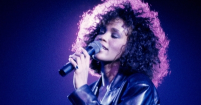 Whitney Houston - We will always love you, girl.