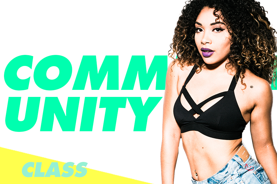 COMMUNITY CLASS: $15 - Expires in 30 days. Take class with our newest instructors. A portion of proceeds go to our favorite charities.