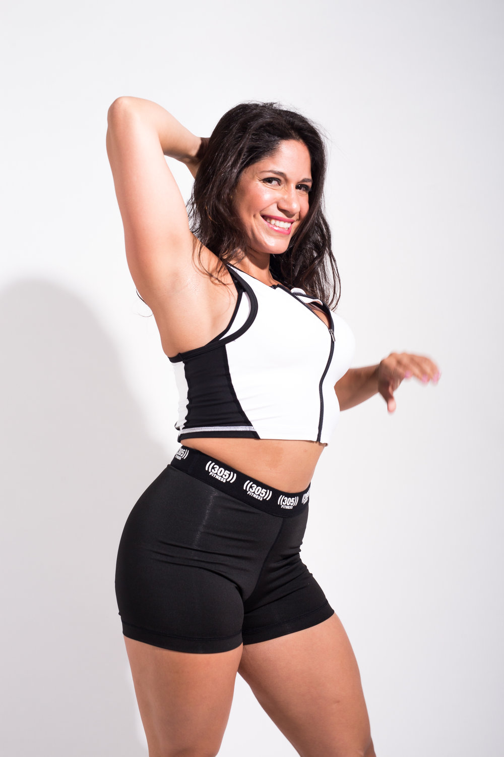 305 Fitness Instructor Diana