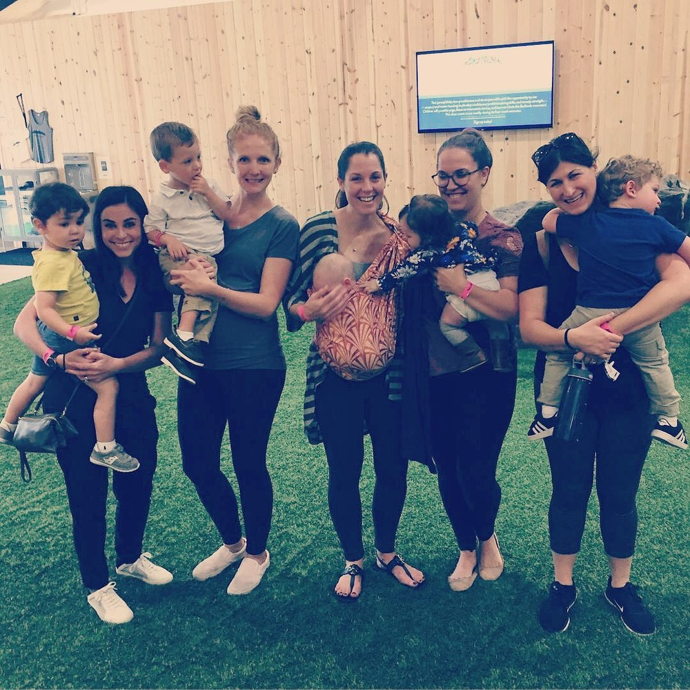 305 Fitness Hot Mama Carly And Friends