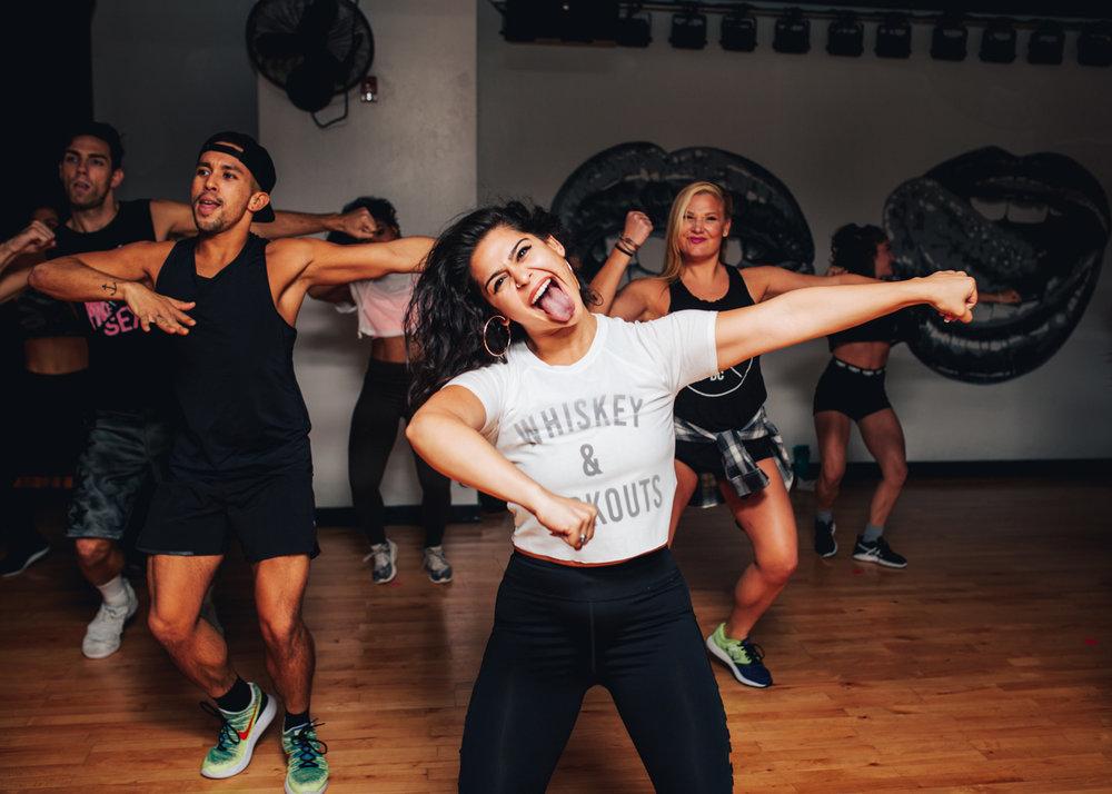 DanceCardioWorkout