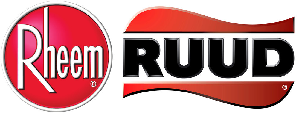 Copy of Rheem logo, Ruud logo