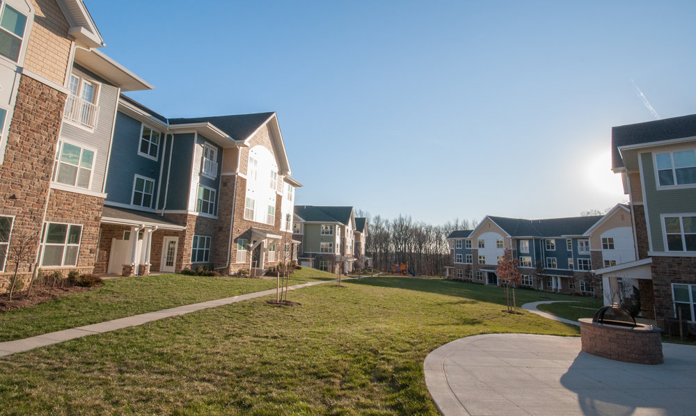 Riverwoods at Tollgate - Abingdon, MD - Units: 84Land Area: 8.41 AcresBuilding Type: Four Garden (walk-up) BuildingsPlaced in Service: March 2016
