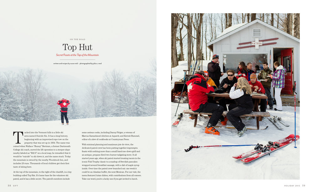 Top Hut Feature