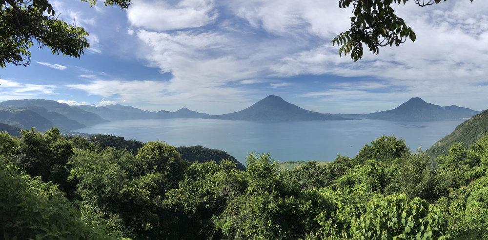 Lake Atitlán,Guatemala